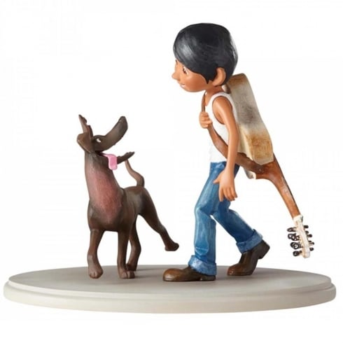 Disney Showcase Coco Miguel & Dante Figurine