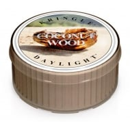 Coconut Wood Daylight Candle