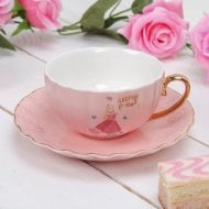 Collectable Disney Sleeping Beauty Bone China Cup & Saucer D1704