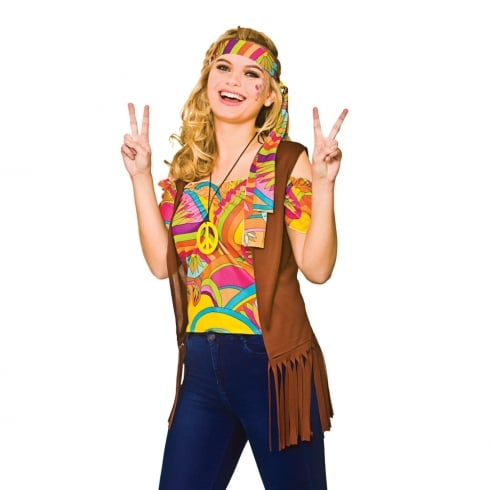Wicked Costumes Cool Hippie Small