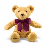 Cosy Year Bear 2018 Golden Brown