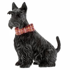Countryside Couture Jack Scottie Dog Figurine