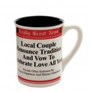 Couple Celebrate Love All Year Round Mug