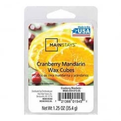 Cranberry Mandarin Scented Wax Cube Melts
