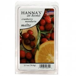 Cranberry & Mandarin Wax Melts