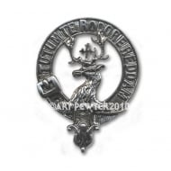 Crawford Clan Crest Key Fob