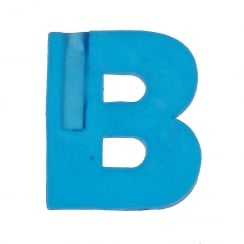 Create Your Name in Lights - Letter B