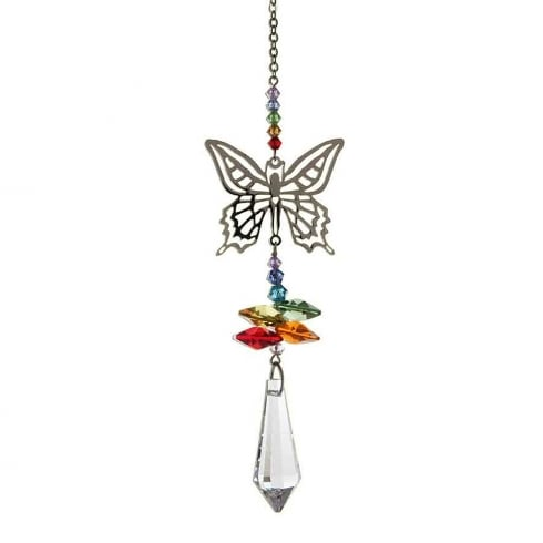Wild Things Gifts Crystal Fantasy Butterfly Rainbow