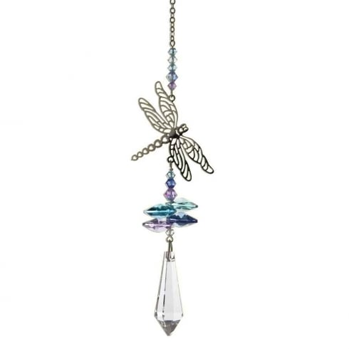 Wild Things Gifts Crystal Fantasy Dragonfly Pastel