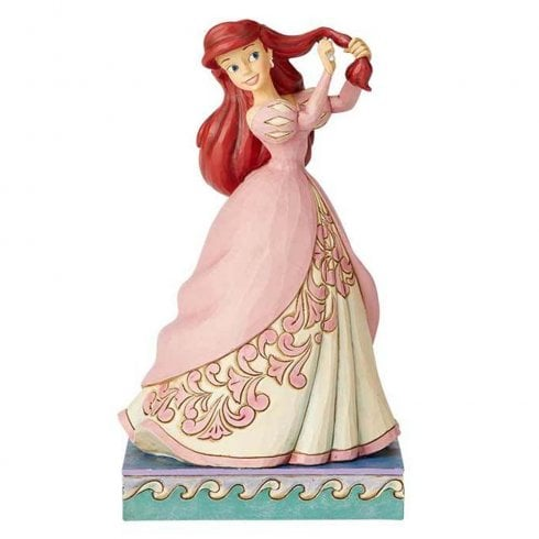 Disney Traditions Curious Collector Ariel Figurine