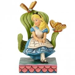 Curiouser and Curiouser Alice Figurine