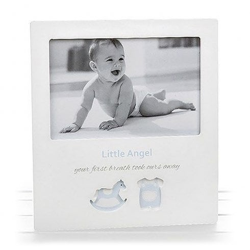 Shudehill Giftware Cut Out Frame Little Angel