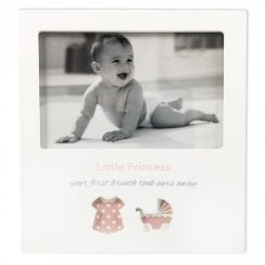 Cut Out Frame Little Princess