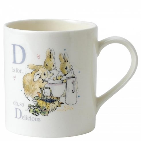 Beatrix Potter D Flopsy Bunnies Mug