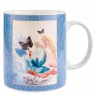 Dali Kneeling Woman Mug