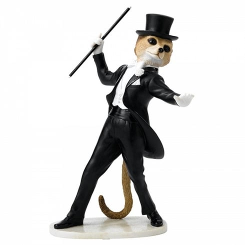 Magnificent Meerkats Dancer Meerkat Figurine