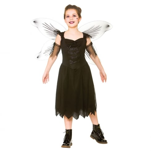 Wicked Costumes Dark Fairy (8-10) Large