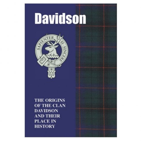 Lang Syne Publishers Ltd Davidson Clan Book