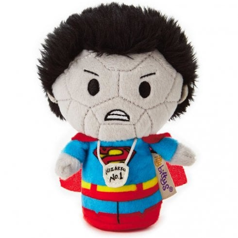 Hallmark Itty Bittys DC Comics Bizarro with Storybook US Edition