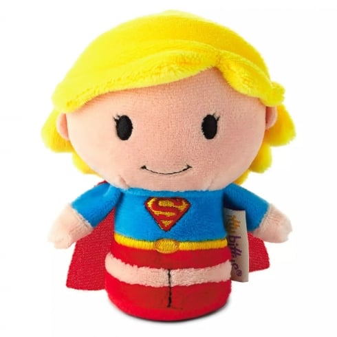 Hallmark Itty Bittys DC Comics Supergirl Limited Edition