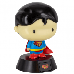 DC Comics Superhero Icon Light Superman