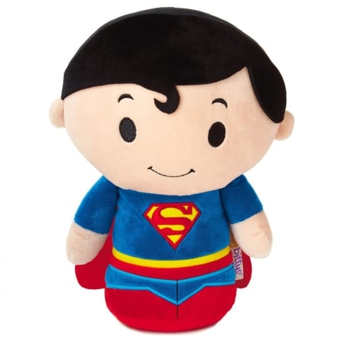 Hallmark Itty Bittys DC Comics Superman Biggy