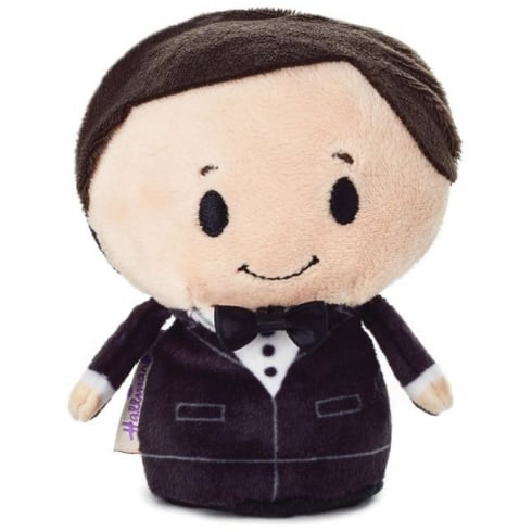 Hallmark Itty Bittys DC Superhero Bruce Wayne as Batman (reversible) US Edition
