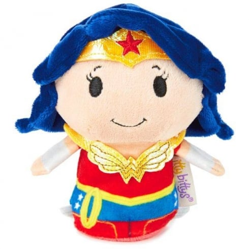 Hallmark Itty Bittys DC Superhero Girls Wonder Woman US version