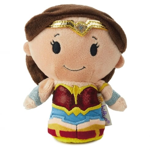 Hallmark Itty Bittys DC Superhero Wonder Woman Limited US Edition