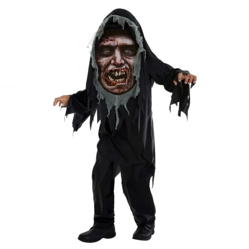 Fun World Dead Walker Mad Creeper Child Costume Large