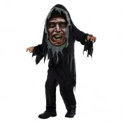 Dead Walker Mad Creeper Child Costume Large
