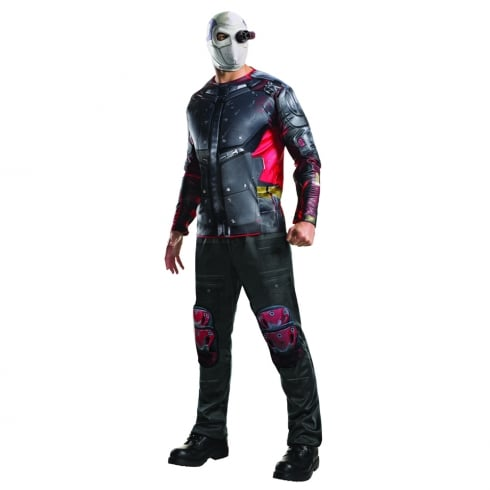 Rubie's Masquerade Deadshot Costume Kit Std
