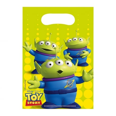 Decorata Party Disney Pixar Toy Story Party Bags 6 Pack