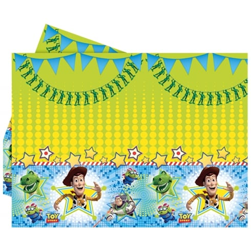 Decorata Party Disney Pixar Toy Story Table Cover 120 x 180cm