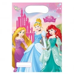 Decorata Party Disney Princess Party Bags 6 Pack
