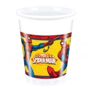 Decorata Party Marvel Plastic Cups Ultimate Spider-man