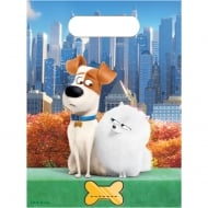 Decorata Party Secret Life Of Pets Party Bags 6 Pack