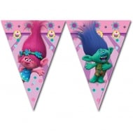 Decorata Party Trolls Flag Banner 2.3m