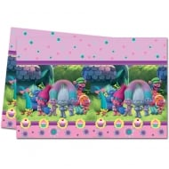Decorata Party Trolls Plastic Table Cover 120 x 180cm
