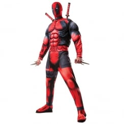Deluxe Deadpool Costume Std