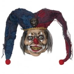 Deranged Jester Mask