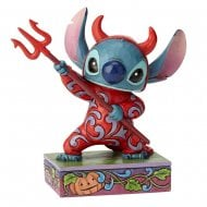 Devilish Delight Stitch Figurine