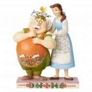 Devoted Daughter Belle & Maurice Figurine