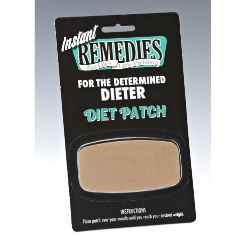 Boxer Diet Patch