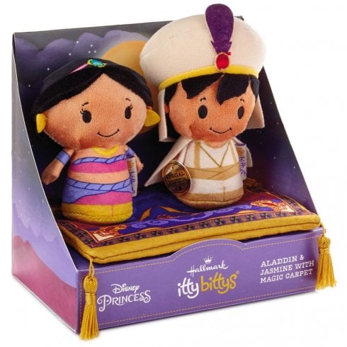 Disney Aladdin & Jasmine With Magic Carpet US Edition