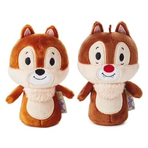Hallmark Itty Bittys Disney Chip and Dale set of 2 - US Edition
