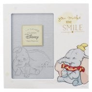 Disney Dumbo Magical Beginnings You Make Me Smile MDF 4 x 6 Photo Frame