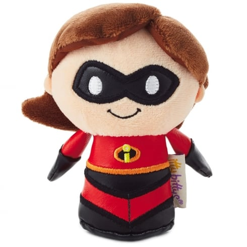 Hallmark Itty Bittys Disney Incredibles Elastigirl US Edition Soft Toy