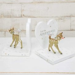 Disney Magical Beginnings 3D Moulded Book Ends - Bambi