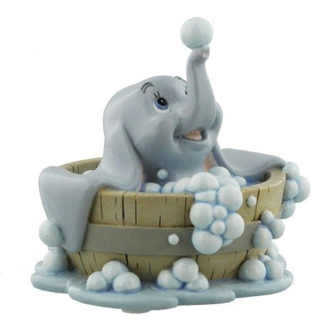 Widdop & Co. Disney Magical Moments Dumbo In Bath Figurine